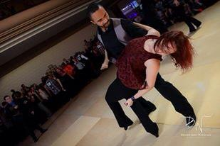 12-14 september: West coast swing in Dijon, (France)