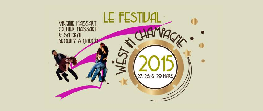 28-29 March: Festival West in Champagne, Reims