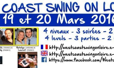 18 -20 March, West Coast Swing on Loire 3, France
