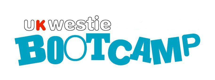 5 – 8 August 2016 : UK Westie Bootcamp
