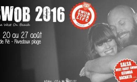22 – 27 August 2016 : Salsa West On Beach 5