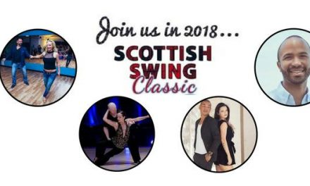 10 – 14 May 2018 : Scottish Swing Classic 2018