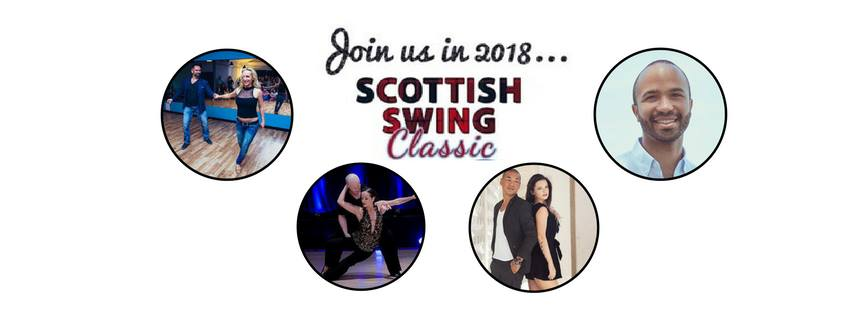 10 – 14 May 2018 : Scottish Swing Classic 2018