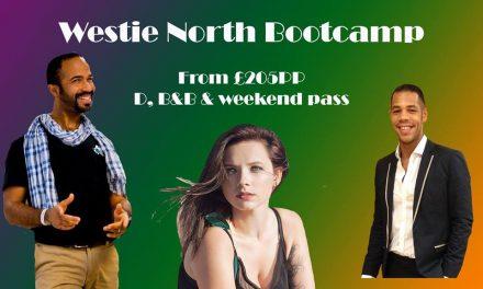 15 – 17 june 2018: Westie North Bootcamp