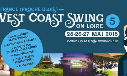 25 – 27 May 2018 : WestcoastSwing On Loire