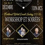 1-2 Décembre – SWING ALLIANCE