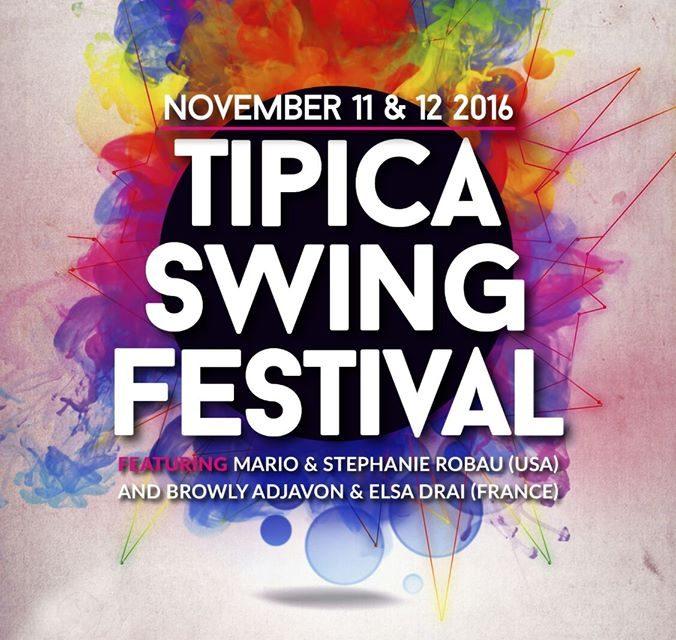 11-12 novembre 2016, Tipica Swing Festival !