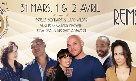 31 march – 2nd April: Festival West in Champagne, Reims