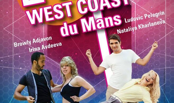 23 – 25 june : Les 24H West Coast Swing du Mans