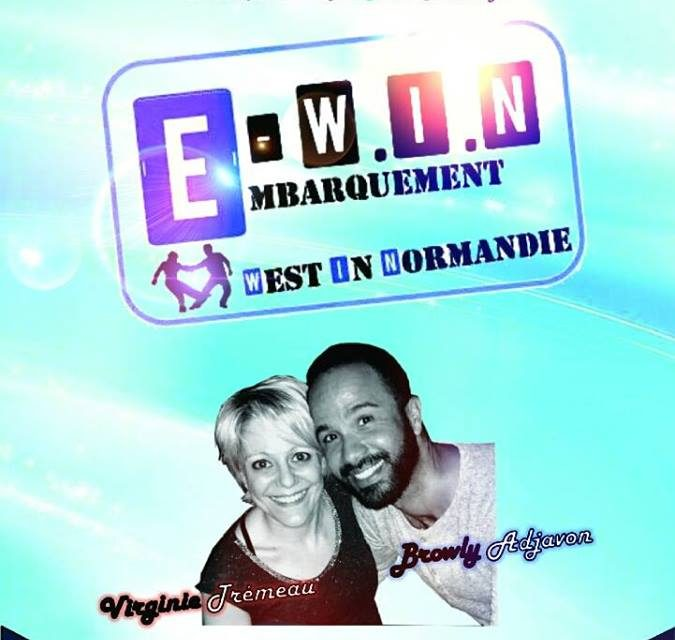 16-17 September 2017 : E-WIN : Embarquement West in Normandie
