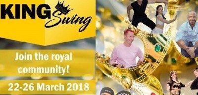 22-26 March 2018 : KING SWING !