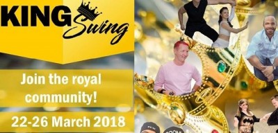 22-26 March 2018 : KING SWING !